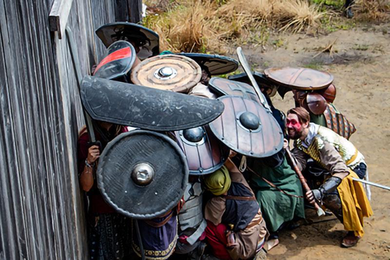 - shield wall royaume - Actualités récente